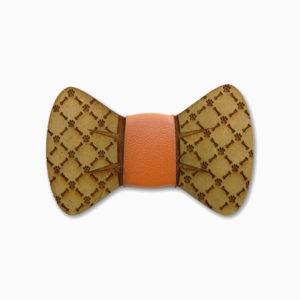gravata para cachorro em mdf