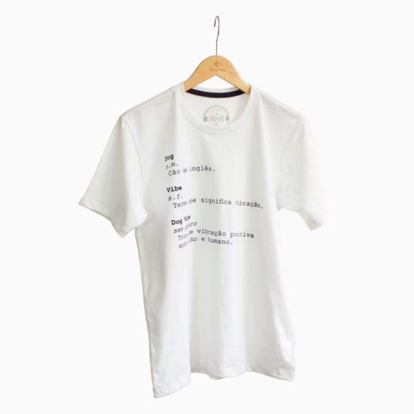 Camiseta Dog Vibe significado
