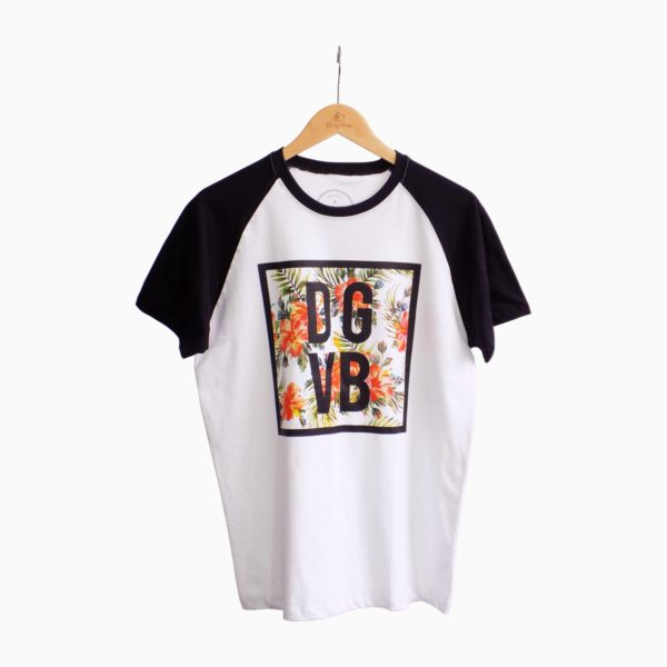 Camiseta Dog Vibe Flower
