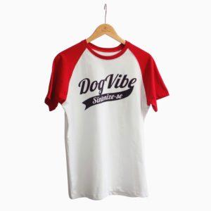 Camiseta Dog Vibe Sintonize-se